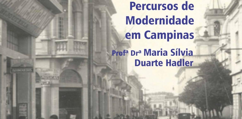 """Rabeca Cultural discute """"Percursos de Modernidade em Campinas"""""""